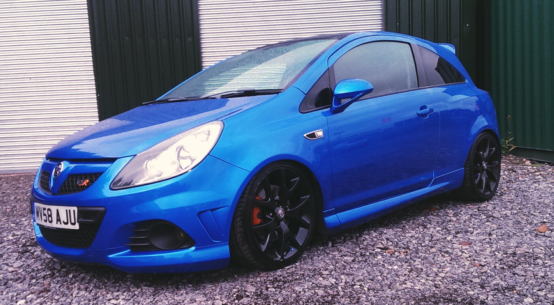 Anti Theft System >> VAUXHALL CORSA VXR 16V TURBO £3'995 - Edwins Autos LtdEdwins Autos Ltd